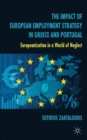 The Impact of European Employment Strategy in Greece and Portugal : Europeanization in a World of Neglect - Book