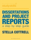 Dissertations and Project Reports : A Step by Step Guide - Book