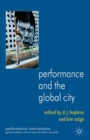 Performance and the Global City - eBook