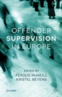 Offender Supervision in Europe - eBook