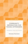 Community Reparation for Young Offenders : Perceptions, Policy and Practice - eBook