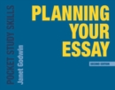 Planning Your Essay - eBook