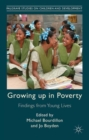 Growing Up in Poverty : Findings from Young Lives - Book