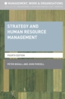 Strategy and Human Resource Management - Book