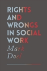 Rights and Wrongs in Social Work - eBook