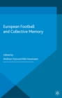 European Football and Collective Memory - eBook