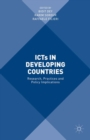 ICTs in Developing Countries : Research, Practices and Policy Implications - eBook