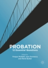 Probation : 12 Essential Questions - eBook