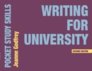 Writing for University - eBook