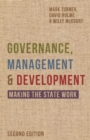 Governance, Management and Development : Making the State Work - eBook