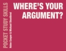 Where's Your Argument? - eBook
