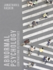Abnormal Psychology : Contrasting Perspectives - Book