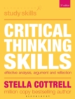 Critical Thinking Skills : Effective Analysis, Argument and Reflection - Book