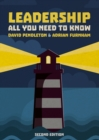 Leadership: All You Need To Know 2nd edition - eBook