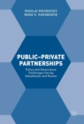Public-Private Partnerships : Policy and Governance Challenges Facing Kazakhstan and Russia - eBook