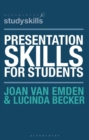 Presentation Skills for Students - Book