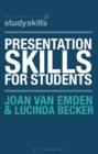 Presentation Skills for Students - eBook