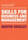 Skills for Business and Management - Book