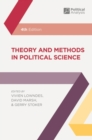 Theory and Methods in Political Science - eBook