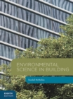 Environmental Science in Building - Book