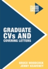 Graduate CVs and Covering Letters - Book