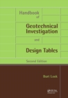 Handbook of Geotechnical Investigation and Design Tables : Second Edition - Book