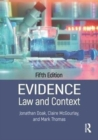 Evidence: Law and Context - Book