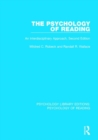 The Psychology of Reading : An Interdisciplinary Approach (2nd Edn) - Book