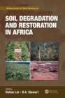 Soil Degradation and Restoration in Africa - Book