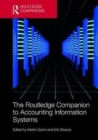 The Routledge Companion to Accounting Information Systems - Book