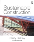 Sustainable Construction - Book