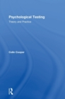 Psychological Testing : Theory and Practice - Book