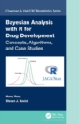 Bayesian Analysis with R for Drug Development : Concepts, Algorithms, and Case Studies - Book