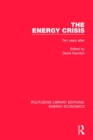 The Energy Crisis : Ten Years After - Book