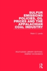 Sulfur Emissions Policies, Oil Prices and the Appalachian Coal Industry - Book
