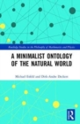 A Minimalist Ontology of the Natural World - Book