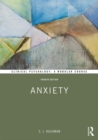 Anxiety - Book