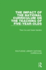 The Impact of the National Curriculum on the Teaching of Five-Year-Olds - Book