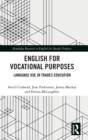 English for Vocational Purposes : Language Use in Trades Education - Book
