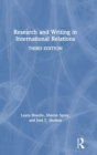 Research and Writing in International Relations - Book