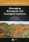 Managing Biological and Ecological Systems - Book