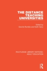 The Distance Teaching Universities - Book