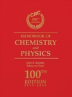 CRC Handbook of Chemistry and Physics, 100th Edition - Book
