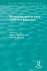 Microcomputers in Early Childhood Education - Book