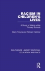 Racism in Children's Lives : A Study of Mainly-white Primary Schools - Book
