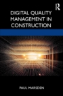 Digital Quality Management in Construction - Book