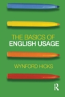 The Basics of English Usage - Book