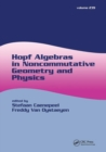 Hopf Algebras in Noncommutative Geometry and Physics - Book