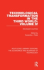Technological Transformation in the Third World: Volume 4 : Developed Countries - Book