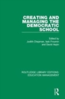 Creating and Managing the Democratic School - Book
